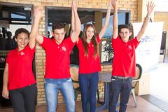 Alunos do Rio Grande do Norte comemoram ingresso na Escola Sesc de Ensino Médio