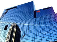 Westin & NN building at Weena, Rotterdam (JoeRead) Tags: city building netherlands station hotel rotterdam blauw centre central nederland centrum westin stad gebouw centraal nationale nederlanden weena