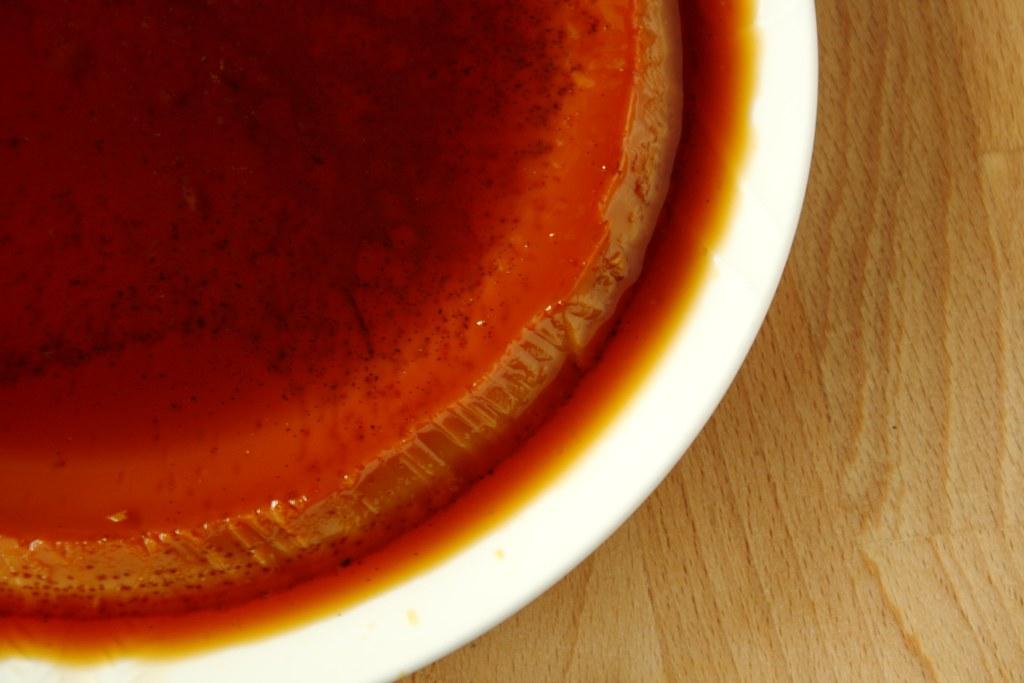 Laura Calder's Creme Caramel