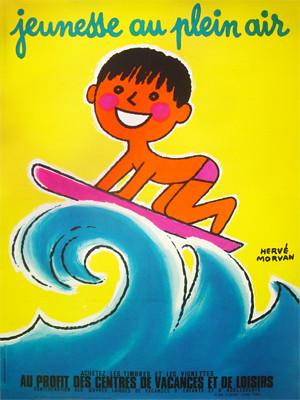 Morvan Jeunesse Au Plein Air Le Surf