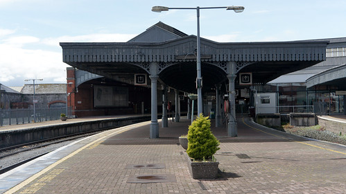 Cork Kent Railway Station - originally called Glanmire Road Station