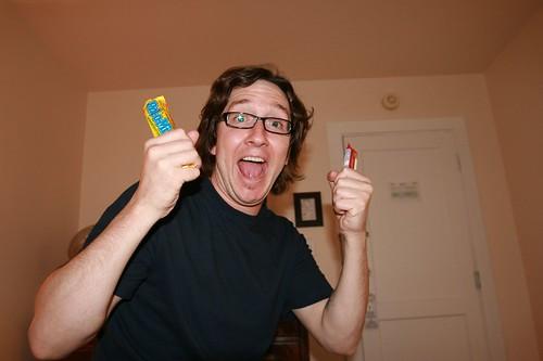 Jason likes nougat