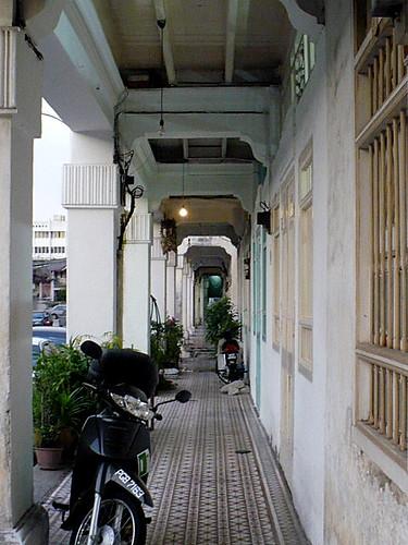 house-corridor