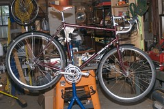 Coming along (gustavosal) Tags: surly touringbike lht longhaultrucker