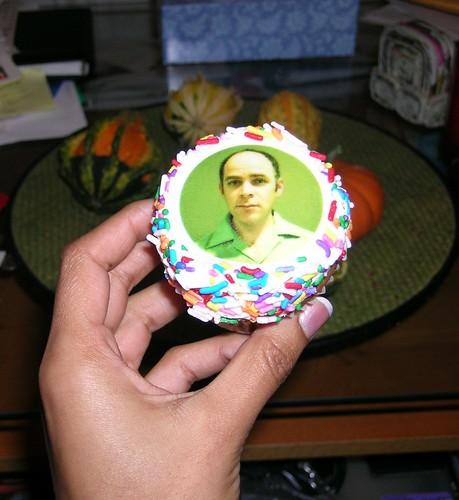Todd Barry Cupcake