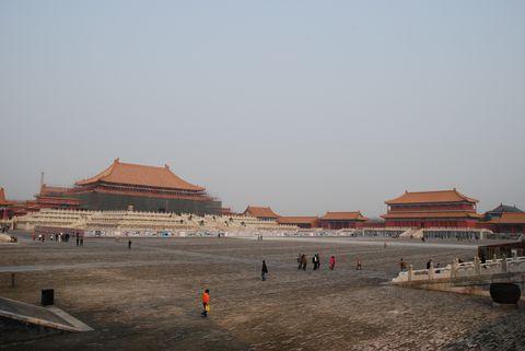 Pekin - Cite Interdite & Tienanmen (66) [480]