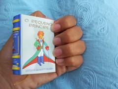 mon petit petit prince (Giovanna =]) Tags: objetos coisas livro ameliepoulain inanimados