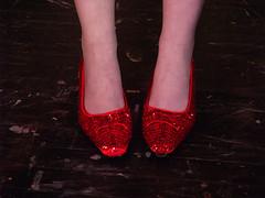 Feet of Dorothy (Len Radin) Tags: its theatre massachusetts highschool musical educational wizardofoz berkshire baum drury thespian northadams berkshirecounty dramateam photomino highschooltheatre edta highschooltheater drurydramateam wwwdrurydramacom