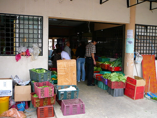 Some market in Brinchang
