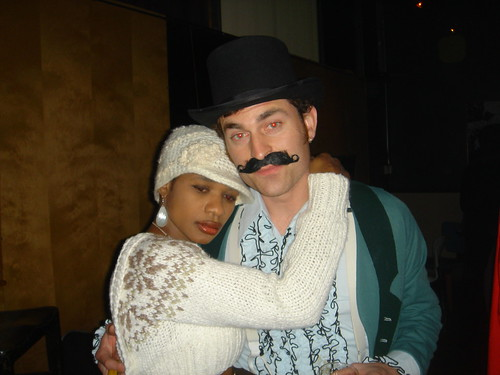 Fadzie at Aalto Lounge, SE Belmont St, Portland, Oregon, 97214, halloween