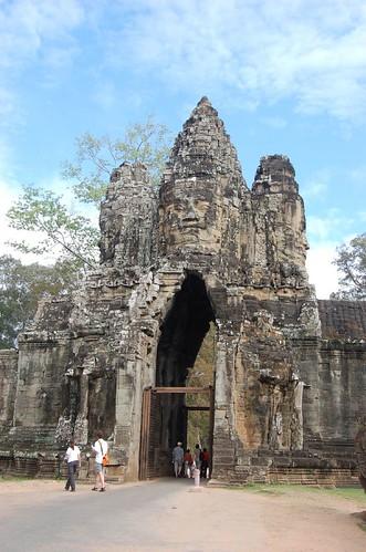 Angkor Thom South Gate 大吳哥南城門