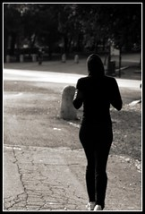 Jogging by Eleanza on Flickr