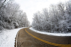 Winter Road (Todd Klassy) Tags: road travel trees winter sky usa snow tourism nature horizontal wisconsin season landscape outdoors drive vanishingpoint woods highway midwest quiet empty stripe wideangle nobody roadtrip nopeople line fallen transportation lonely deciduous curve capped idyllic wi onthemove countryroad freshly scenics clearsky mobility linear snowcovered snowcoveredtrees windingroad wintervacation mounthoreb stockphotography scenichighway ruralroad doubleyellowline personalperspective colorimage bendintheroad rusticroad ruralscene winterdriving pavedroad nonurbanscene dividingline nopassingzone thewayforward winterinwisconsin wisconsinphotographer winterdrivingconditions peopletraveling drivinginthecountry wisconsinlandscape wisconsinroads mounthorebwisconsin toddklassy wisconsinlandscapephotographer drivingthroughaforest scenedrive scenicwinterdrive