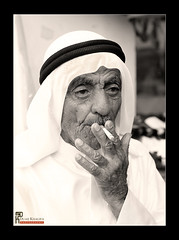 Smoke (do3aij) Tags: bahrain top smoking 20