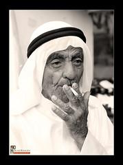 Smoke (do3aij) Tags: bahrain top smoking 20