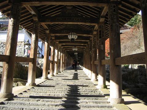長谷寺-登廊