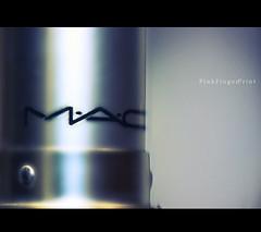 A Woman,, Who Doesn't Wear Lipstick Looks Soo Freaky,, (Pink FingerPrint) Tags: mac lipstick