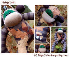 Haycorn (UK Etsy Challenge, Dec 07: trees)