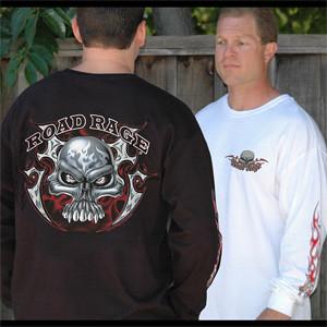 Original Road Rage Motorcycles Skull Design