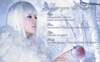 Majolica Majorca Frozen Princess