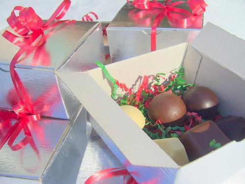 Gift Boxed Chocolates