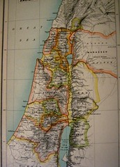 Map of ancient Palestine/Israel (cod_gabriel) Tags: dan israel map palestine maps karte peta reuben benjamin ephraim judah mappa asher mapa carta gad carte politic kaart karta palestina  kort zebulon  harti  naphtali harta harita hri  cartageografica manasseh   hart hartipolitice issahar