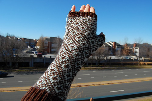 endpaper mitts full arm