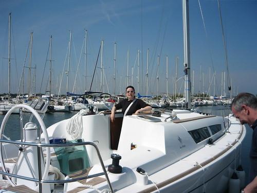 Marina Puerto Velero trae a expertos españoles en el diseño y construcción de muelles para Marinas