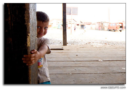 II maratón 'Cazurro dot com' contra la malnutrición infantil