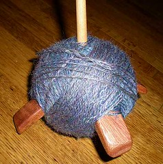 yarn cake on turkish