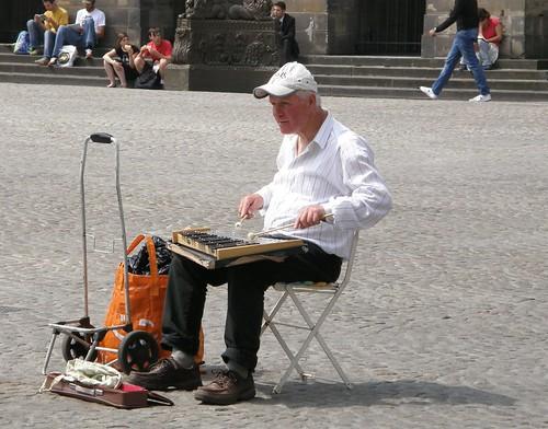A musical man