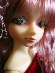 Matilda: Heat Resistant. XD (nettness) Tags: toys doll dolls sd matilda bjd superdollfie volks sd10 arttoys balljointeddoll balljoint schoolb schb