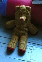 Bear from the Sally Army Charity Shop on Mare ...