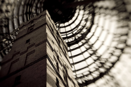 Shot Tower Blur