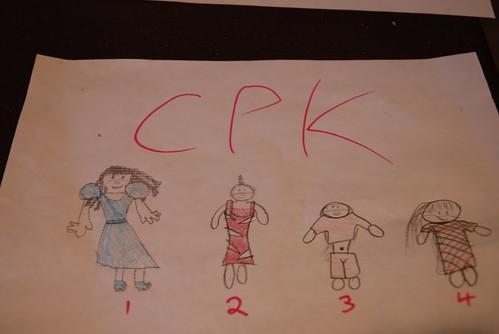 CPK designs