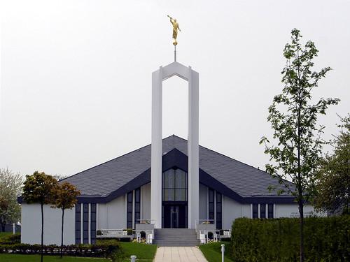 Mormon Temple Freiburg