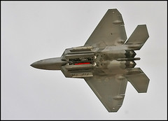 F22 Raptor (black_z) Tags: raptor f22 usaf lockheedmartin aviationnation nellieafb