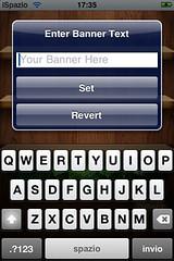 Banner iPhone erica sadun ispazio