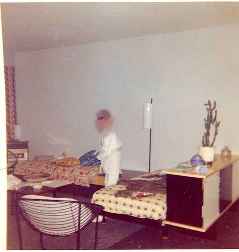 salon en 1964