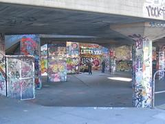 South Bank Graffiti II
