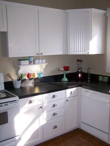 Kitchen decorated