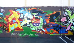 AROE MSK - SAN DIEGO. (Heavy Artillery) Tags: up kids graffiti los san brighton angeles diego artillery stick msk heavy cod alert aroe persue rench jiroe odisy