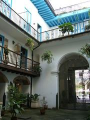Casa de Lombillo內部