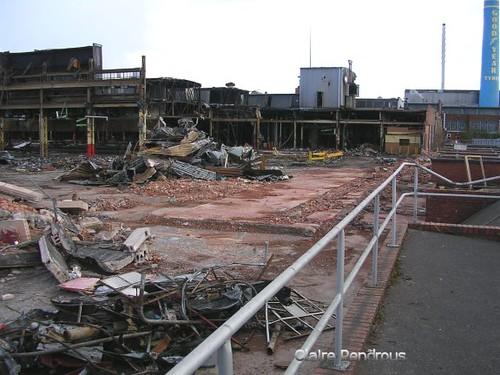 Goodbye Goodyear's, Wolverhampton. 1927-2008.