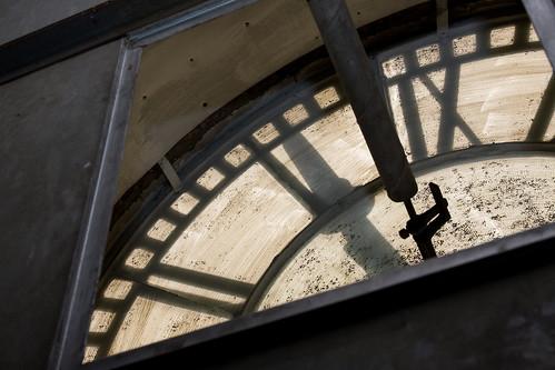 CHS Clock