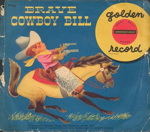 Brave Cowboy Bill 45