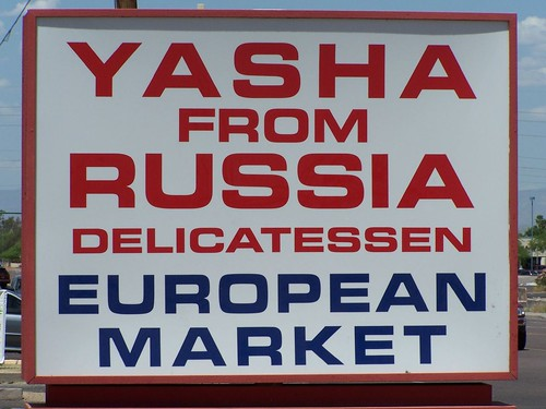 Russian Market in Phoenix