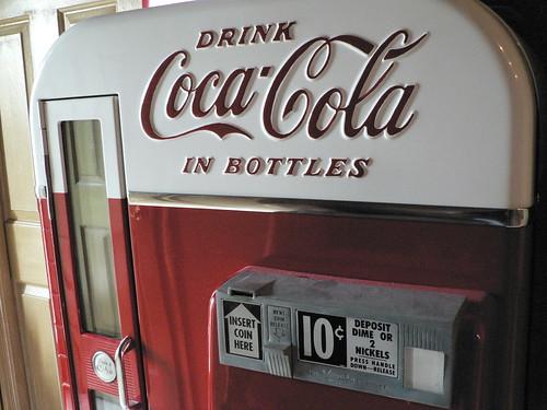 Coke machines for sale, Coke machine restoration, Coca-Cola
