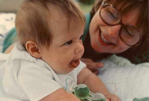 mom and em 1978 by you.