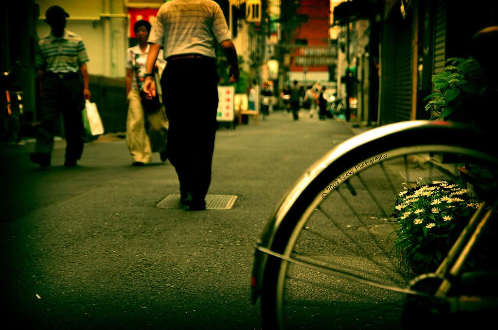 - walk-